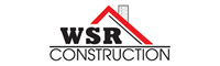 WSR Construction Inc. Logo